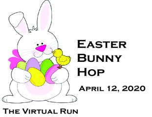 Easter Bunny Hop registration logo