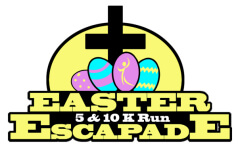 Easter Escapade 5k/10K registration logo