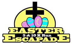 Easter Escapade 5k/10K registration logo