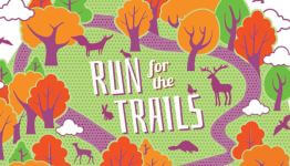 ECTA's Run for the Trails registration logo