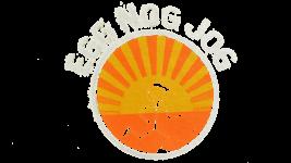 Egg Nog Jog registration logo