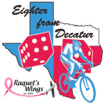 Eighter from Decatur Bicycle Rally registration logo