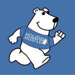 EIU Holiday Hustle registration logo