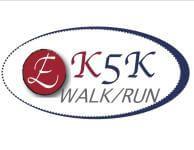 EK5K Walk/Run registration logo