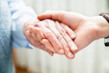 Elderly Awareness 5k registration logo
