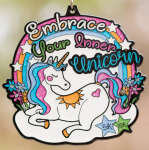 Embrace Your Inner Unicorn 5K & 10K registration logo