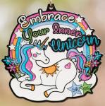 Embrace Your Inner Unicorn 5K & 10K registration logo