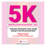 Empower Women and Girls registration logo