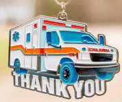 EMS Appreciation 5K & 10K - Clearance from 2018 registration logo