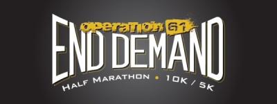 End Demand Half registration logo