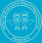 Endeavour Elementary Sonic Blast 5K registration logo
