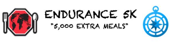 Endurance 5K registration logo