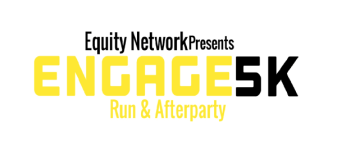 ENGAGE 5K Run & Afterparty registration logo
