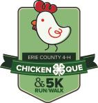 Erie County 4-H 5K Run/Walk registration logo