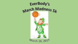 EverBody's March Madness registration logo