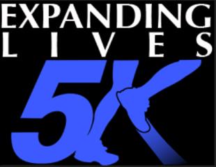 Expanding Lives 5K 2021 registration logo