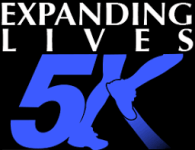 Expanding Lives Annual 5K registration logo