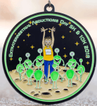 Extraterrestrial Abductions Day 5K/10K-Clearance from 2018 registration logo