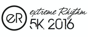 Extreme Rhythm 5k registration logo
