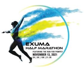 Exuma Half Marathon registration logo