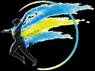 Exuma Marathon  Featuring the Run for Pompey registration logo