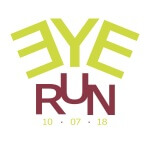 EYE RUN registration logo