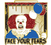 Face Your Fears Virtual Race registration logo