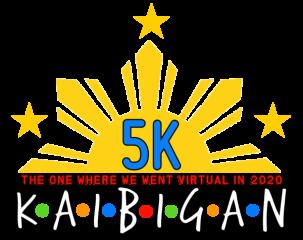 FACES SoCal Kaibigan 5K registration logo