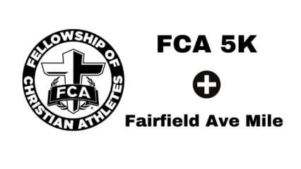 Fairfield Avenue Mile registration logo