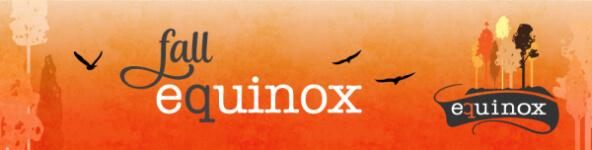 Fall Equinox registration logo