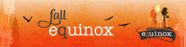 Fall Equinox registration logo