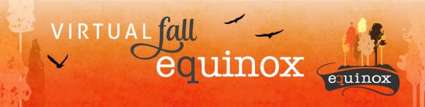 Virtual Fall Equinox  registration logo