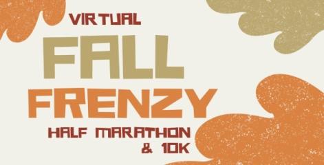 Fall Frenzy registration logo