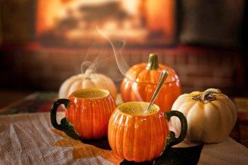 Fall Pumpkin Spice Virtual Race registration logo