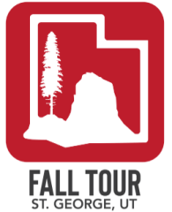 FALL TOUR OF ST. GEORGE registration logo