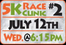 FamFest 5K Race Clinic - Second Session registration logo
