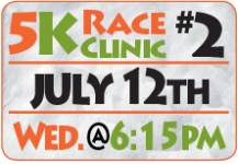 FamFest 5K Race Clinic - Second Session registration logo