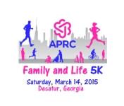 Family and Life 5K registration logo