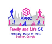 Family and Life 5K registration logo