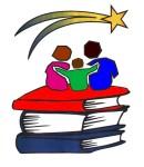 Family Fun Run for CCLiteracy registration logo