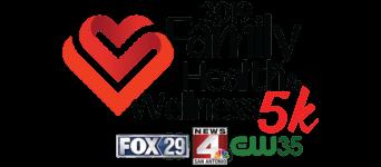 Family Health & Wellness 5K registration logo