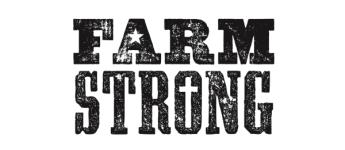 Farm Strong 5K registration logo