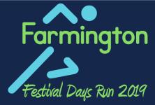 Farmington Festival Days 5k, 10k registration logo