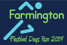 Farmington Festival Days 5k, 10k registration logo