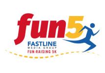 Fastline Fun-Raising 5k registration logo