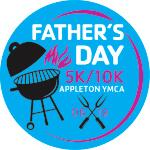 Father's Day 5K & 10K registration logo