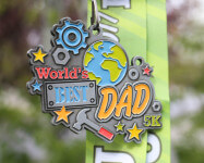Fathers Day 5K - Clearance registration logo