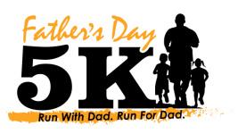 Father's Day 5K - Delaware Park registration logo