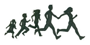 Father's Day 5K registration logo
