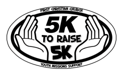 FCC 5k to Raise 5k registration logo